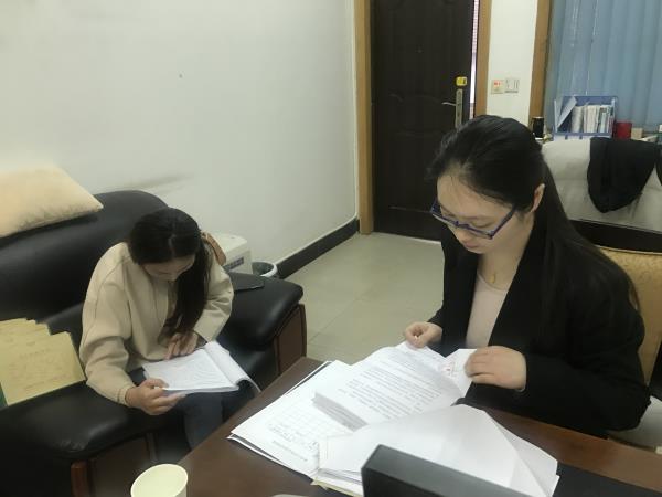 市交旅集团对子公司开展财务检查工作